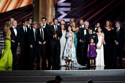 Premios Emmy 2012
