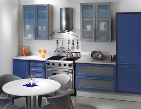 Tips para decorar una cocina peque a for Como planificar una cocina
