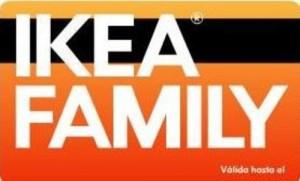 Tarjeta Ikea Family Movil