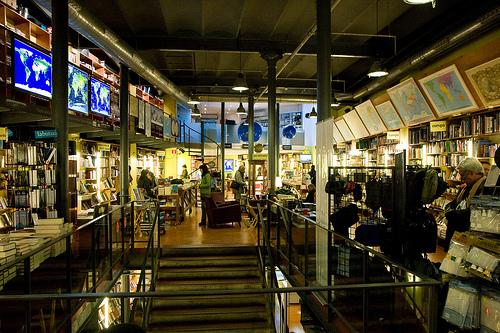 Las 5 librer as m s bonitas del mundo - Libreria hispanoamericana barcelona ...