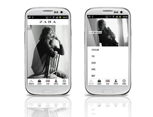 Ya puedes comprar en zara a trav s de tu tel fono - Zara gran via telefono ...