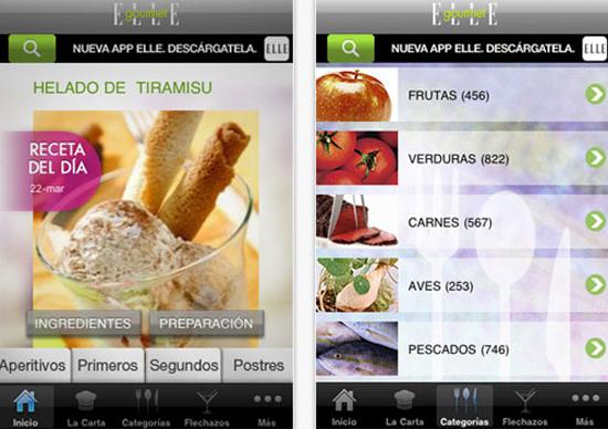 3 apps imprescindibles para los amantes de la cocina for App para disenar cocinas
