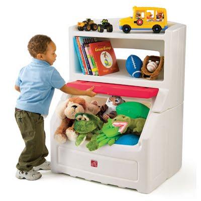 Ayuda a tu hijo a ser ordenado - Como hacer un baul para guardar juguetes ...