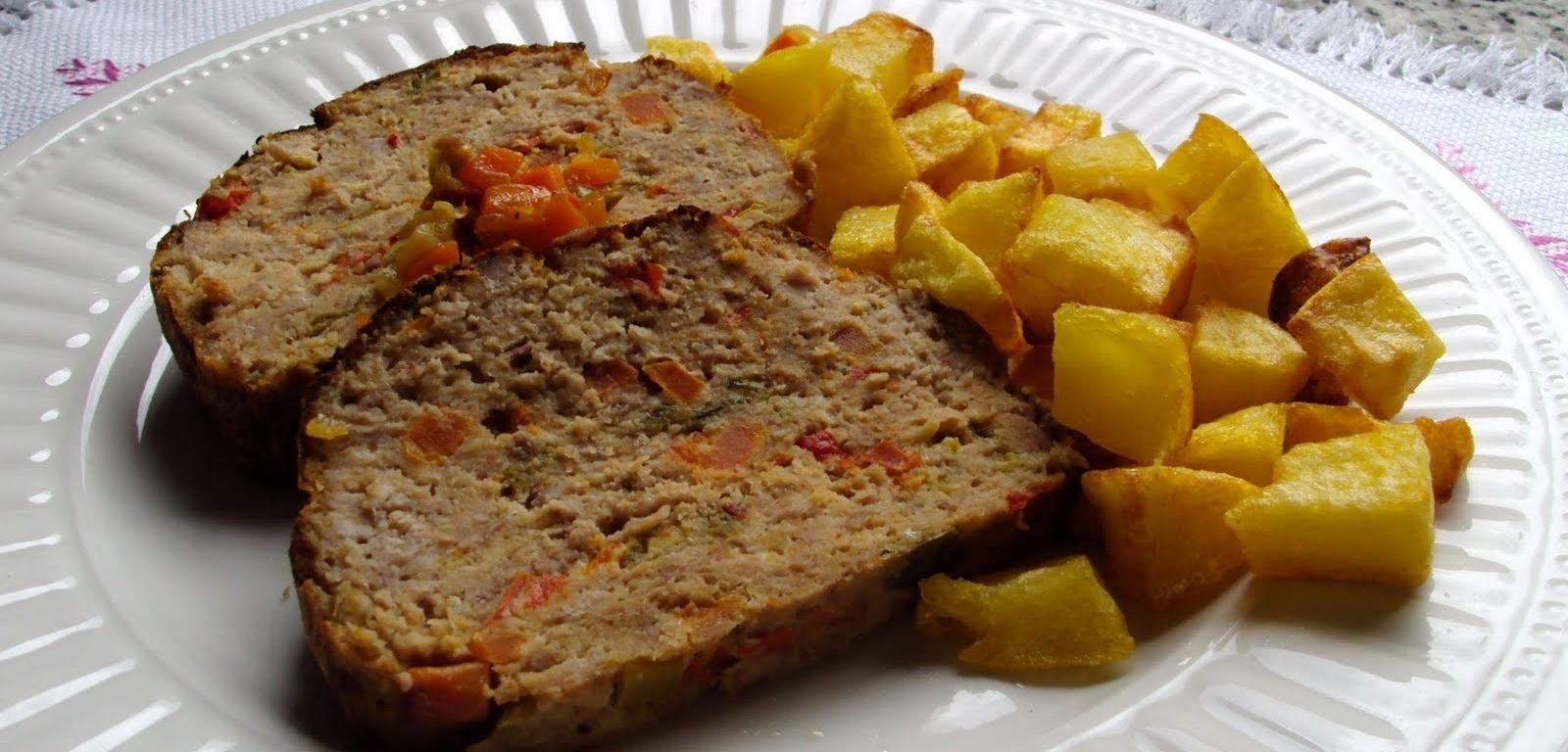 Corte rollo - Como cocinar carne picada ...