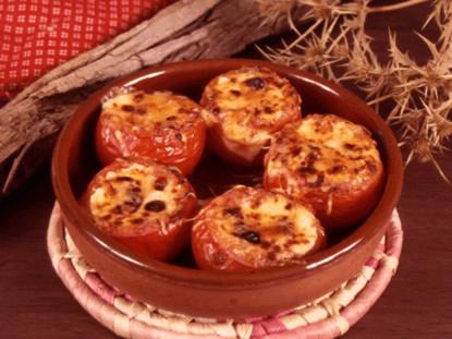 cocinar con tomates