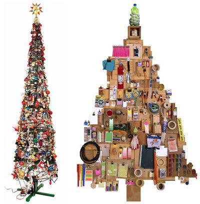 Decoraciones originales para navidad for Adornos originales para navidad