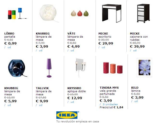 Descuento de hasta el 50 en ikea - Todos los productos de ikea ...