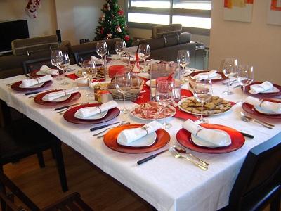 la nochebuena y el fin de ao estn a la vuelta de la esquina por lo que ya son muchas las personas que estn pensando en el men de la cena familiar