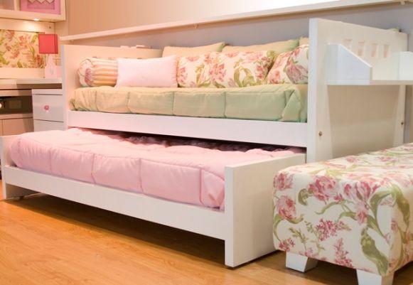 Camas nido - Habitacion infantil cama nido ...