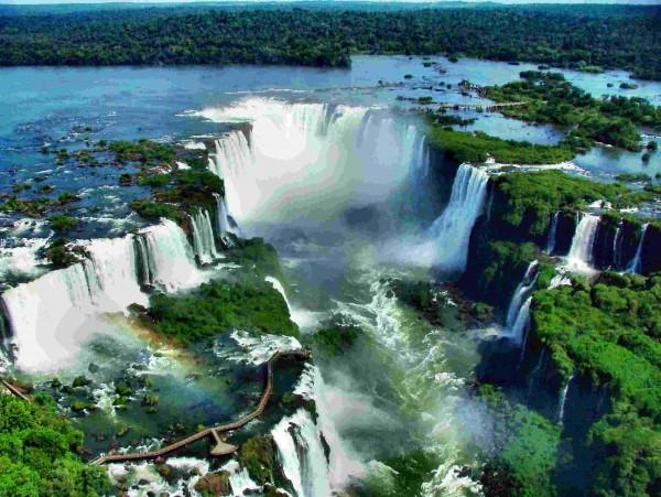 Cataratas de Iguazí