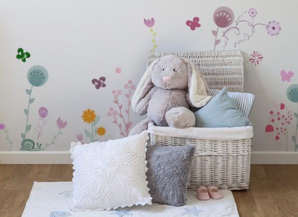 Decora con vinilos infantiles for Vinilos muebles infantiles