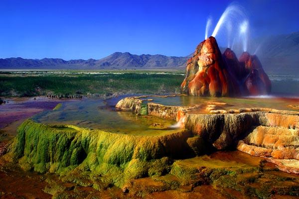 5 maravillas geológicas del mundo