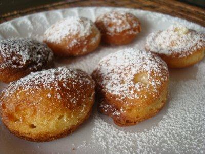 Fritos dulces, ¡ideales para la merienda!