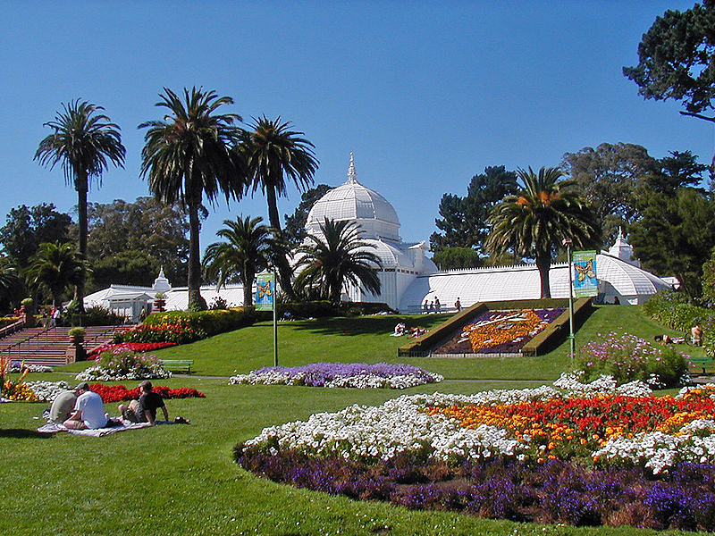 Golden Gate Park, California