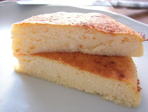 Tarta de queso, ¡deliciosa!