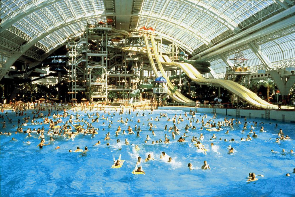 West Edmonton Mall, Alberta, Canadá