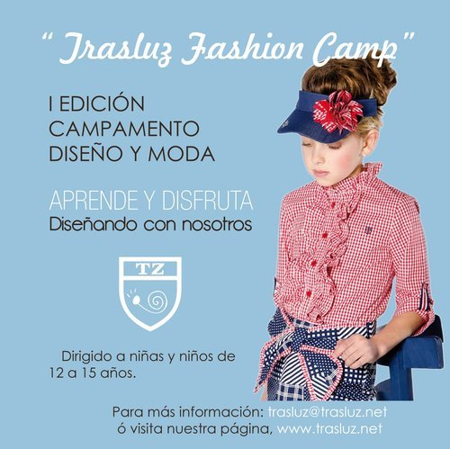 campamento de moda españa