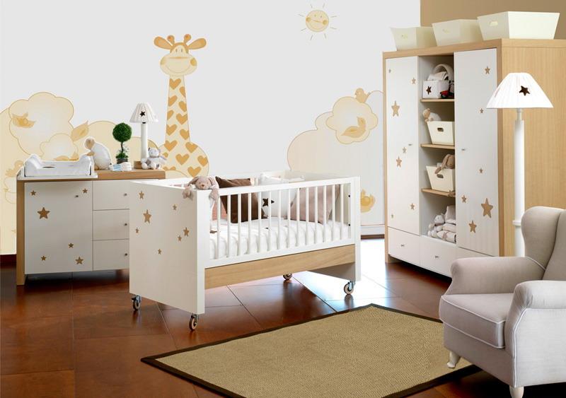 Consejos para la habitaci n del beb - Habitacion recien nacido ...