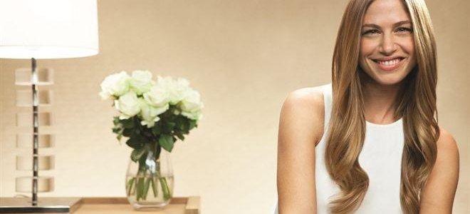 Martina Klein es la nueva chica Pantene