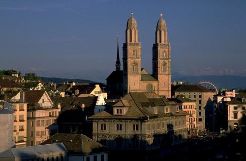 5 rincones imprescindibles de Zurich