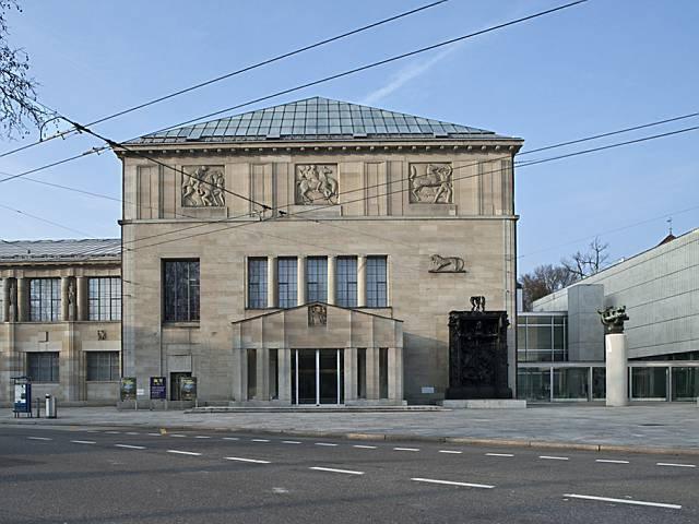 Kunsthaus Zürich.
