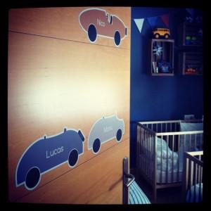 vinilos decorativos infantiles para decoración habitación niños nicolasito.es