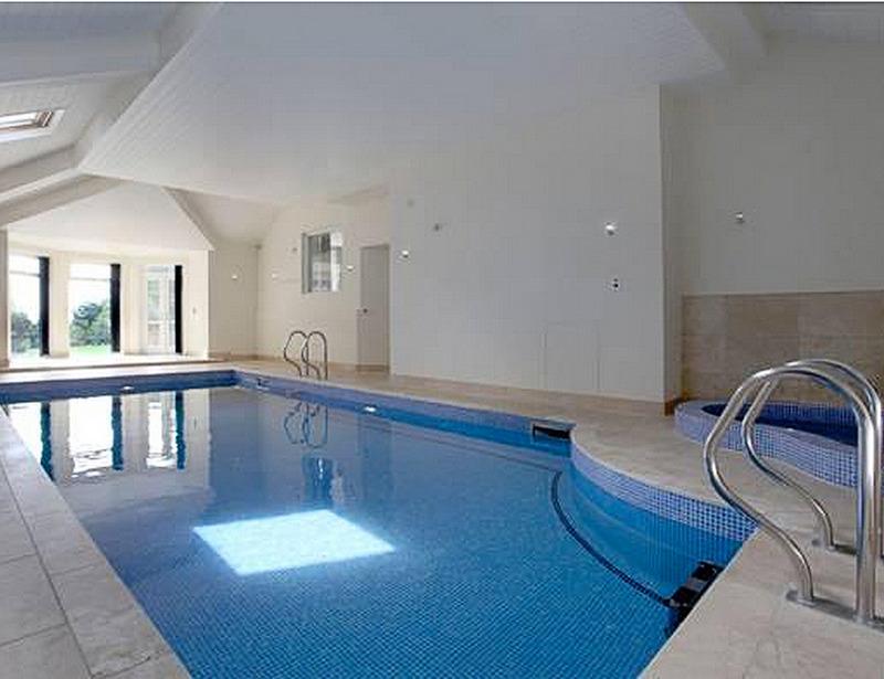 Piscina interior ampliacion - Casa rural piscina interior ...