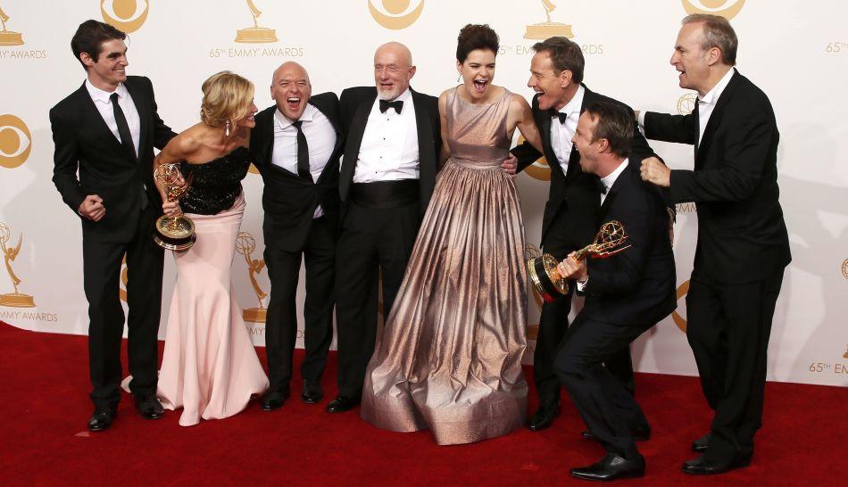 Premios Emmy 2013, ¡los ganadores!