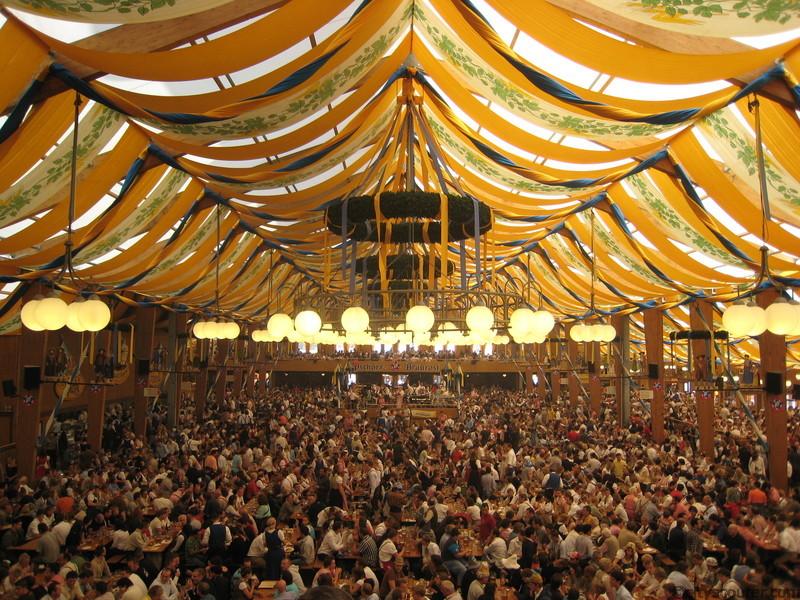 Oktoberfest, conoce la mayor fiesta de la cerveza