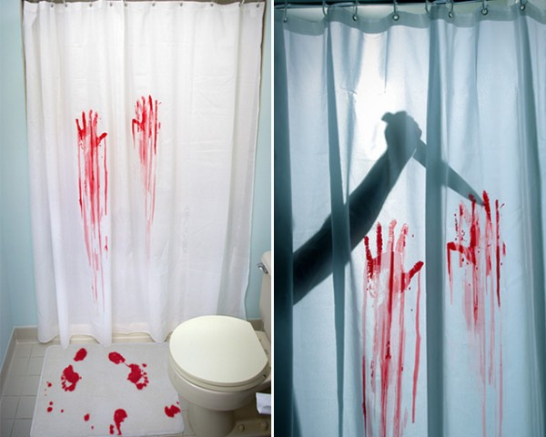 Ideas sangrientas para decorar en Halloween