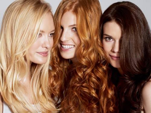 Elige el color de tu pelo según tu tono de piel