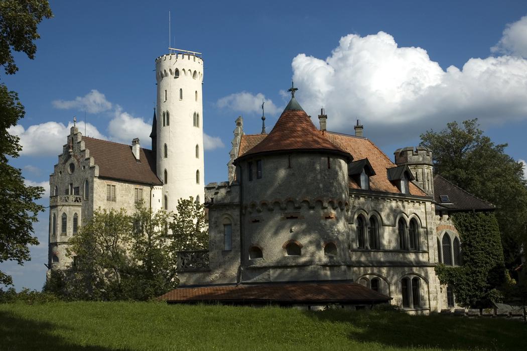 Liechtenstein, uno de los estados más pequeños de Europa