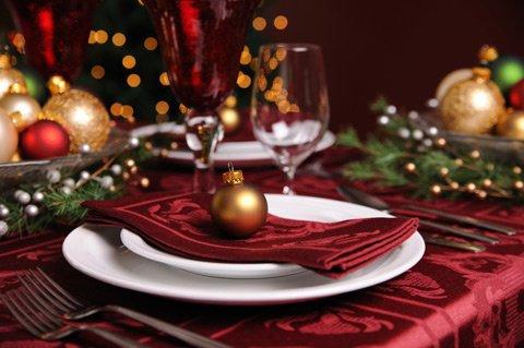 Consejos para afrontar la cena de Navidad