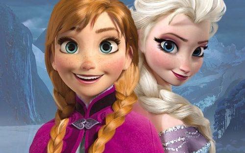Memory de Frozen El Reino de Hielo