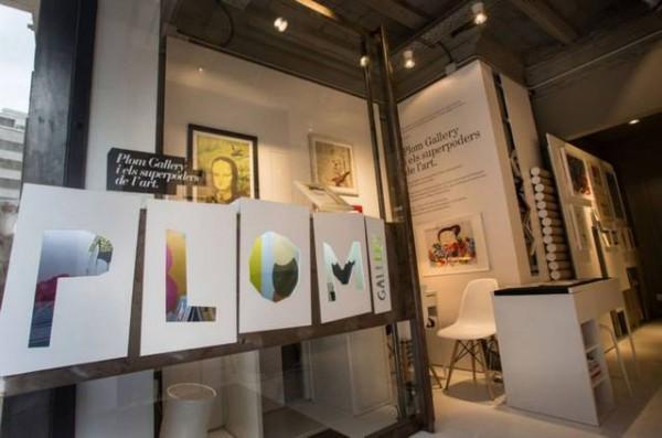 Plom Gallery en Barcelona
