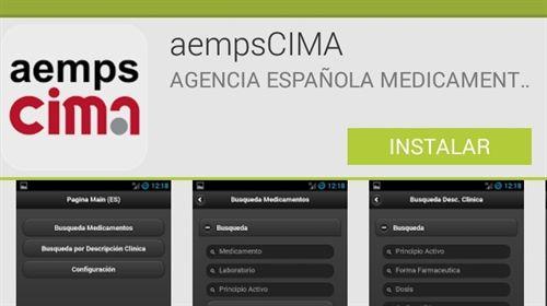 Un app para medicamentos