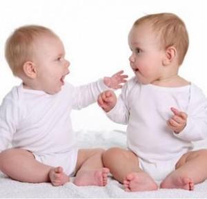 Cuándo hablan los bebés