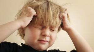 dolor de cabeza niños