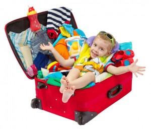 Cómo viajar con niños
