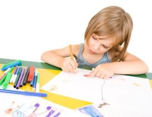 ¿Cómo dibuja tu hijo?