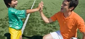 10 reglas para padres con hijos en fútbol