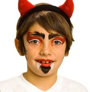 Consejos para maquillar a tu hijo para Halloween