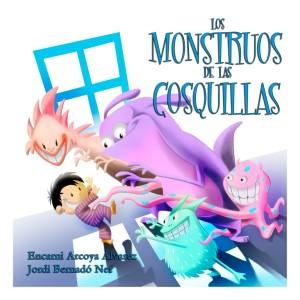 Cuentos infantiles: Los monstruos de las cosquillas