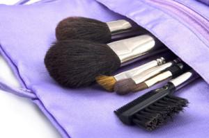 Cuidar brochas y pinceles de maquillaje
