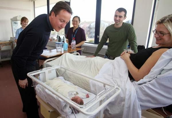 Cómo visitar a un recién nacido