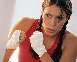 ¿Practicas boxeo?