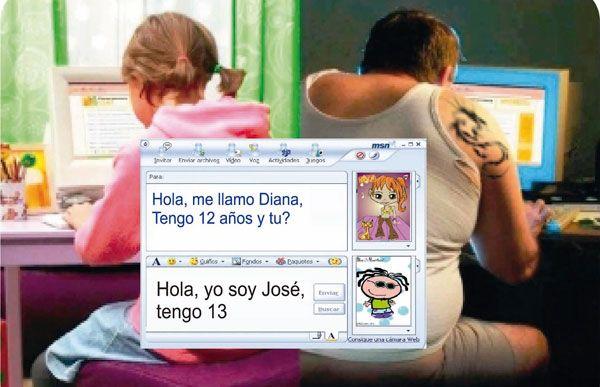 Ciberacoso en menores