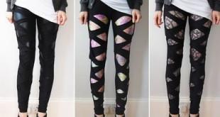 ¿Cómo combinar unos leggins?