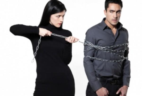 Cómo amarrar a un hombre inseguro