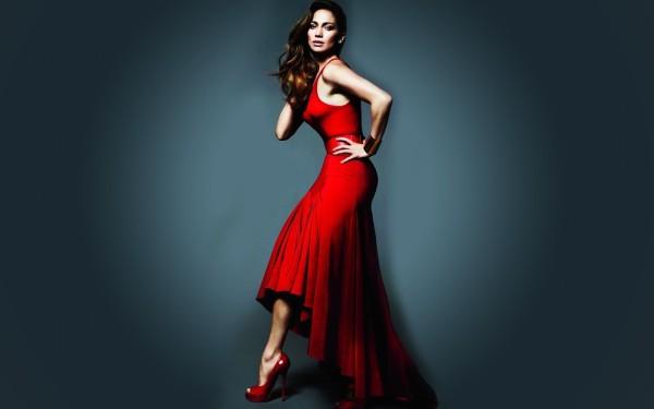 Combinar Un Vestido Rojo Cómo Hacerlo